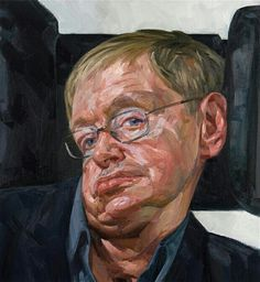 Portrait of Stephen Hawking unveiled at the Royal Society by the artist, Tai-Shan Schierenberg, on 25 November 2009 Oil on canvas 122 x 112 cm Stephen Hawking, Caravaggio, Tai Shan Schierenberg, Figure Painting, Painting & Drawing, Lucian Freud Paintings, Modern Portraits, National Portrait Gallery, Art Uk
