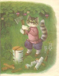 Ziarnko Bobu   Ilustracje: Marianna Bielajewa