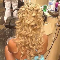 Hair did :)