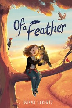 Book Review - Of a Feather by Dayna Lorentz   BookPage Book Club Books, Book Lists, Books To Read, The Journey, Wings Of Fire, New York Times, Vermont, University Of Dayton, Brave
