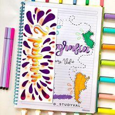 Bullet Journal Boxes, Bullet Journal Lettering Ideas, Bullet Journal Banner, Bullet Journal School, Bullet Journal Ideas Pages, School Organization Notes, School Notes, Cute Notes, Pretty Notes