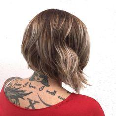 Ash Blonde Highlights For Brown Hair
