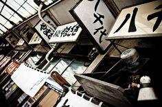 Sushi Restaurant Signs by sir_mencius, via Flickr