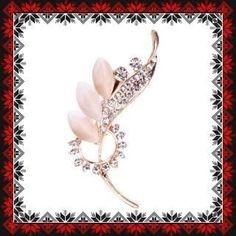 Martisor Brosa Serenada Crown, Metal, Jewelry, Fashion, See Through, Moda, Corona, Jewlery, Jewerly