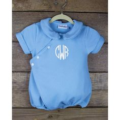 http://smockingbirdkids.com/boys/pique-light-blue-boy-bubble