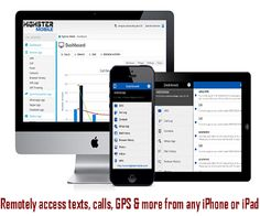 Remotely access texts, calls, GPS & more from any Android