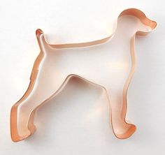 Weimaraner Cookie Cutter -- More info could be found at the affiliate link Amazon.com on image.