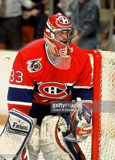 Patrtick Roy Patrick Roy, Saint Patrick, Hockey Goalie, Hockey Games, Montreal Canadiens, Hockey Stuff, Athletics, Sports, Legends