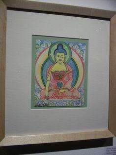 Rainbow Buddha by Damien Echols
