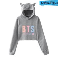 DHSPKN BTS Pullover Jacket Bangtan Boys Love Yourself Signature Hoodie Jungkook Jimin V Hooded Sweatshirt