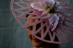 Pink Out! | 2015 Kentucky Derby & Oaks | May 1 and 2, 2015 | Tickets, Events, News Fascinators, Headpieces, Pink Out, Kentucky Derby Hats, Love Hat, Horse Racing, Cuff Bracelets, Events, News