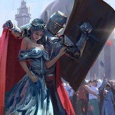 Beautiful Fantasy Art, Dark Fantasy Art, Fantasy Artwork, Art Sketches, Art Drawings, Princess Aesthetic, Chica Anime Manga, Digital Art Girl, Arte Horror