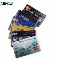 Credit Card Memory Stick - mootsepur