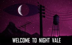 NightVale Wallpaper by FlameXavier3110<<< legit, this is my wallpaper on my pc, and was my wallpaper on my laptopwhen I interned.