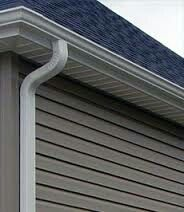 Gutters Downspout and Soffit