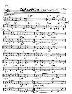 Alto Sax Sheet Music, Jazz Sheet Music, Violin Sheet Music, Song Sheet, Music Theory Guitar, Jazz Guitar, Guitar Chords, Jazz Standard, Trumpet Sheet Music