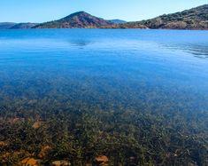 A la découverte du Lac du Salagou en Occitanie.