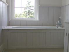 images for wood panelled bath painted - Google Search