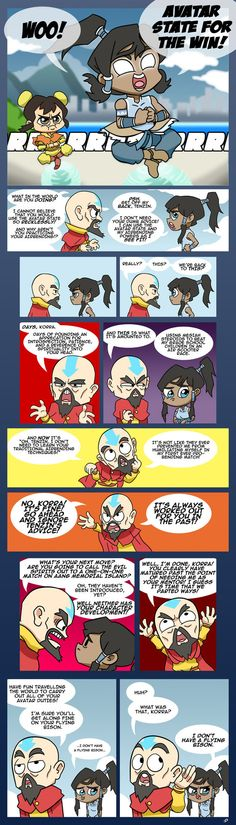 What Tenzin should have said. THANK YOU, whoever made this!!! I was SO mad at the way this scene turned out!!