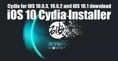 Team TaiG released last jailbreak update for iOS 8.4 few months back. It was a jailbreak update which can be used to Download cydia  apps fo...