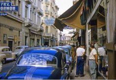 Our Man In Havana, Vintage Cuba, Graham Greene, Man Down, Nostalgia, Car Photos, Nonfiction Books, Old Cars, Street View