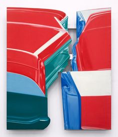 Car Touch, 1966. (James Rosenquist)