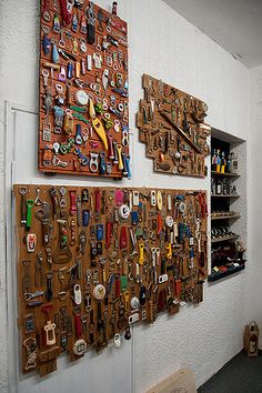 Bottle Opener Collection Display Google Search