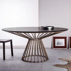 Moderne #Wohnidee: Designer Esstisch Von Carlisle