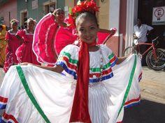 Nicaragua parade