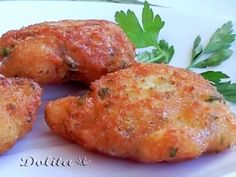 """Panamanian Dish: """"Bacalaitos"""""""