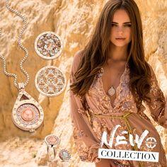 Connaissez-vous la collection Mi Moneda, un pendentif et plusieurs looks. Le rêve pour toutes les femmes.