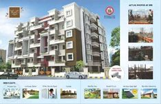 2 BHK Flats/Apartments for Sale in Manewada, Nagpur - 990 Sq. Commercial Property For Rent, Apartments For Sale, Real Estate, Book, Real Estates, Book Illustrations, Books