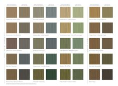 deck wood stain colors below are just a few of the stain on benjamin moore exterior color chart id=43907