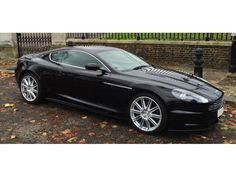 Aston Martin DBS - Manual - Coupe