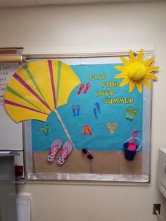 SummerBulliten Board