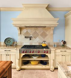 Don's Appliances & Hillmon Appliance Distributors featured in the Housetrends article Refreshingly French #donsappliances #hillmonappliance #housetrends
