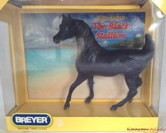 New Breyer Horse The Black Stallion Traditional #1394 Walter Farley 1:9 Scale FS