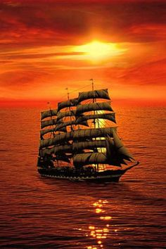 Although i know nothing about these ships or sailing, something within draws me to these beautiful vessels.  ♥