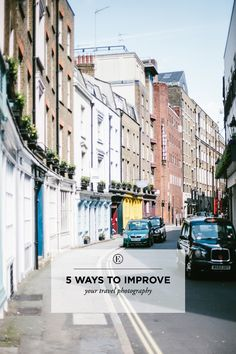 How to Improve Your Travel Photos  #theeverygirl