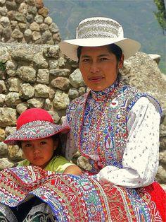 Colca Ladies - Colca Canyon, Peru   Flickr - Photo Sharing!
