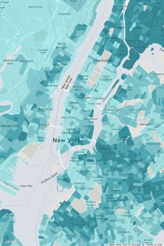 Mapping Poverty in the US - Data from the Census Bureau show where the poor live.
