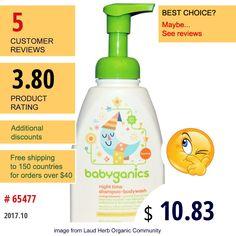 Babyganics #Babyganics #BathBeauty #Shampoo