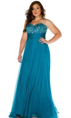 plus size prom dress 2013