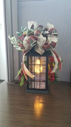 Inspired by Marlene's Craft Shop Christmas Lanterns, Christmas Decorations, Decoration Crafts, Birthday Thank You, Craft Shop, Grapevine Wreath, Crib, Wreaths, Holidays