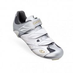 SALE - Giro Sante Cycle Cleats Womens Silver - BUY Now ONLY $100.00