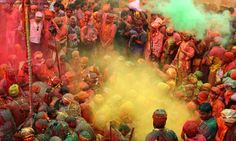 United Colors - The Hottest Holi Music Festival,will be held on March 24th.