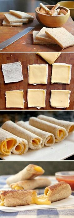 Recipes on Pinterest | French Toast, Tofu and Crispy Tofu