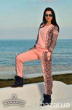 7aa17233778 Спортивный Костюм 3519 - Женская одежда Кременчуг на Bazar.ua Sport  Outfits