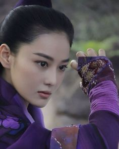The Romance of the Condor Heroes - Chen Xiao, Michelle Chen, Zheng Guolin, Minna Yang Michelle Chen, Asian Woman, Asian Girl, Geisha, Louis Cha, Korean Look, Chinese Model, Chinese Dolls, Chinese Actress