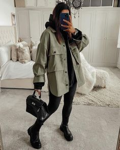 Outfits Otoño, Cute Casual Outfits, Stylish Outfits, Fall Outfits, Winter Fashion Outfits, Look Fashion, Mode Inspiration, Types Of Fashion Styles, Collection